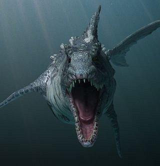 Un vistazo al Dinoshark
