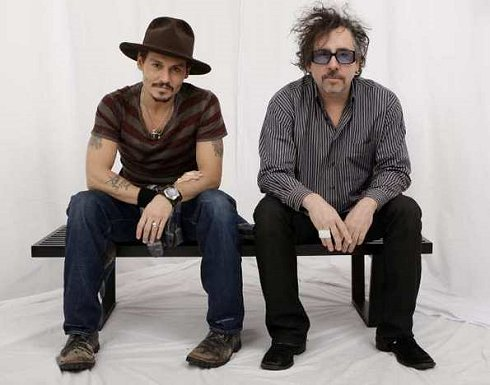Tim Burton y Johnny Depp, una (casi) historia de amor