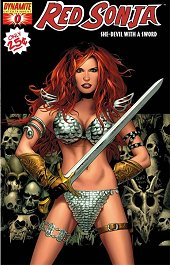 Comic de Red Sonja