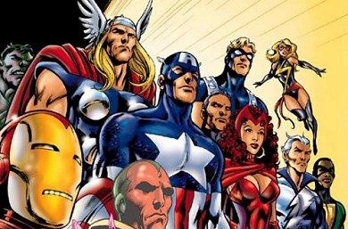 Los Vengadores ... o una de sus encarnaciones