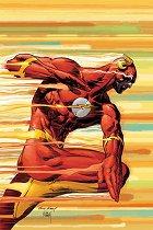 Tha Flash en acción