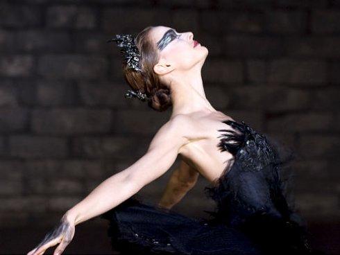 Natalie Portman en El Cisne Negro