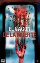 Carátula DVD de El Vagón de la Muerte