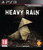 Portada de Heavy Rain