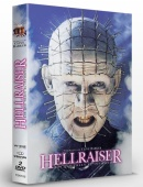 Carátula DVD Hellraiser