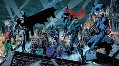 Héroes DC