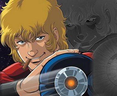 Imagen de Cobra, versión anime