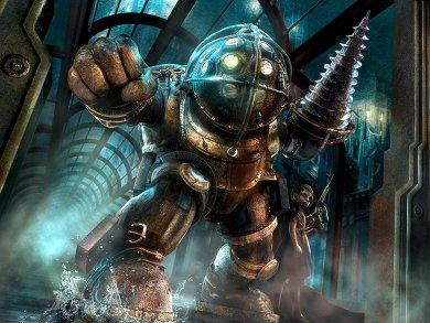Imagen del juego Bioshock
