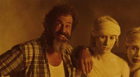 Mel Gibson en horas bajas