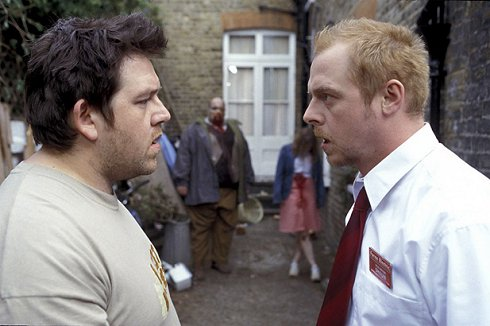 Risas y sangre en Shaun of the Dead