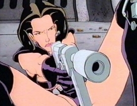 Aeon Flux animado