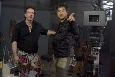 Clive Baker y Ryuhei Kitamura