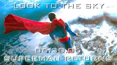 Promoción Superman