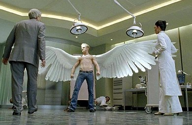 Ben Foster como Angel