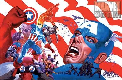 Imagen del Capi America
