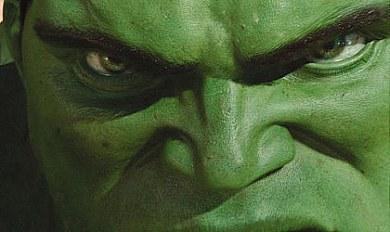 Hulk se cabrea