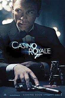 Teaser Cartel de Casino Royale