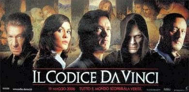Banner Código Da Vinci