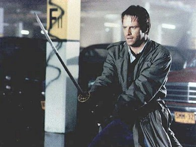 Christopher Lambert como Connor MacLeod