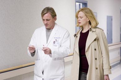 Daniel Craig y Nicole Kidman en The Invasion
