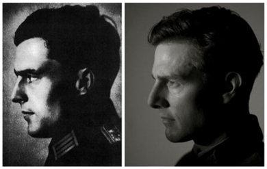 Tom Cruise como Claus von Stauffenberg #2