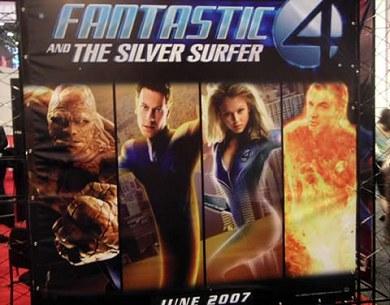 Teaser poster de Los Cuatro Fantásticos 2