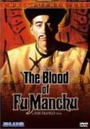 Christopher Lee como Fu Manchu