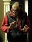 George Romero en acción