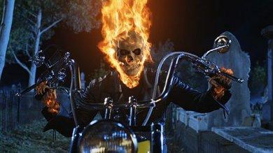El Motorista Fantasma anda un poco chamuscado