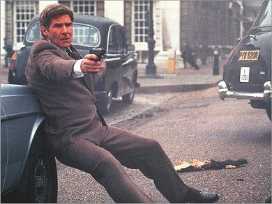 Harrison Ford como Jack Ryan