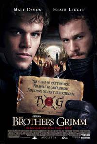 Poster Los Hermanos Grimm