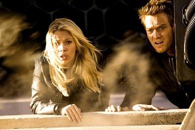 Ewan McGregor y Scarlett Johansson