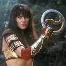 Lucy Lawless como Xena