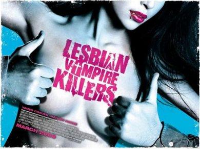 Cartel de Lesbian Vampire Killers