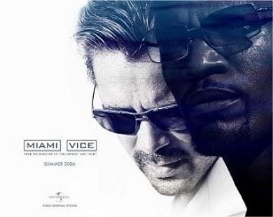 Cartel de Miami Vice
