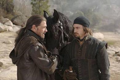 Escena de Miguel y William