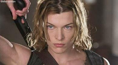 Milla Jovovich vuelve a ser Alice