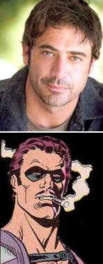Jeffrey Dean Morgan es El Comediante