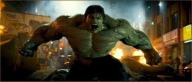 El nuevo Hulk del 2008