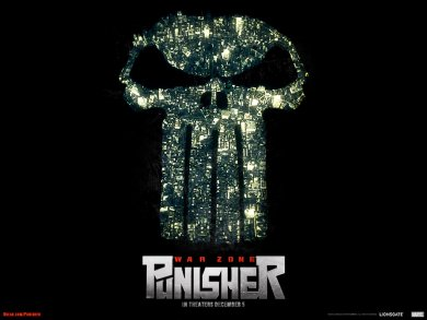 Logo The Punisher: War Zone