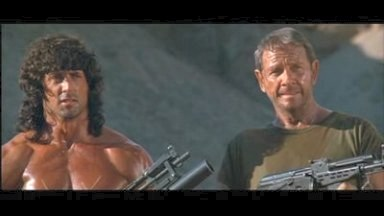 Escena de Rambo III