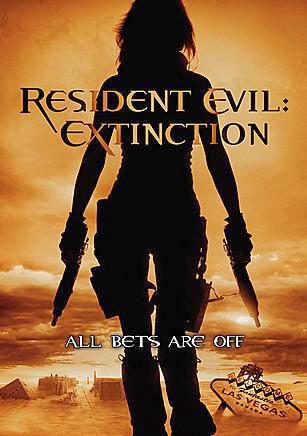 Cartel Resident Evil: Extinction