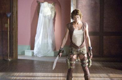 Mila Jovovich vuelve a ser Alice