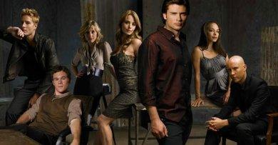 Reparto de Smallville