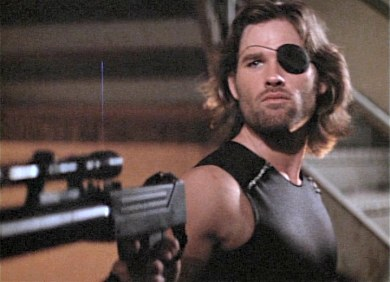 Kurt Russel como Snake