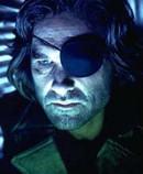 Kurt Russell es Snake Plissken