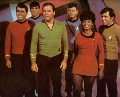 Reparto original de Star Trek