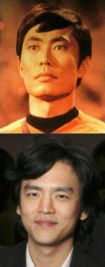 John Cho es Sulu