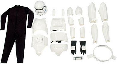 Traje de Stormtrooper