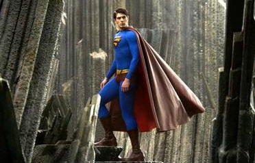 Escena de Superman Returns